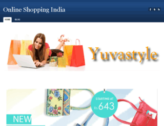 yuvastyle.weebly.com screenshot