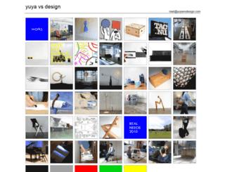 yuyavsdesign.com screenshot