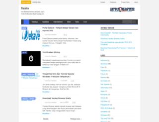 yuzsite.blogspot.com screenshot