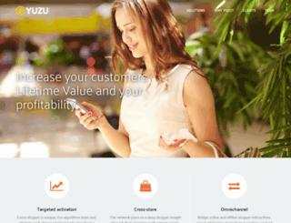 yuzu.co screenshot