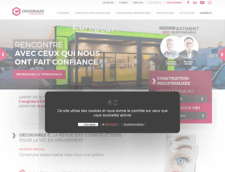 yves-cougnaud.fr screenshot