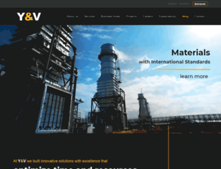 yvsite.com screenshot