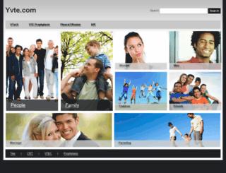 yvte.com screenshot