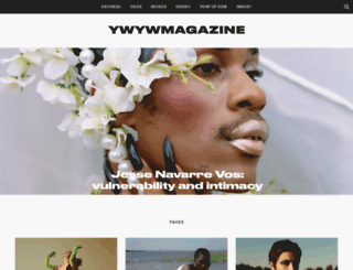 ywywmagazine.com screenshot