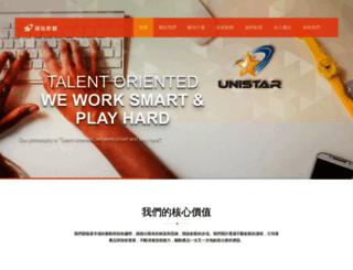 yxunistar.com screenshot