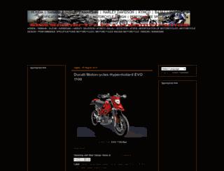 yyamaha.blogspot.com screenshot