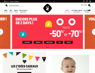 z-enfant.com screenshot