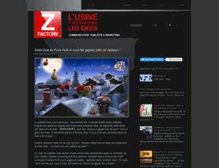 z-factory.blogspot.com screenshot