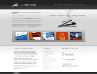 z-indexmedia.com screenshot