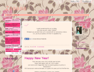 z-oneheartyou.blogspot.com screenshot