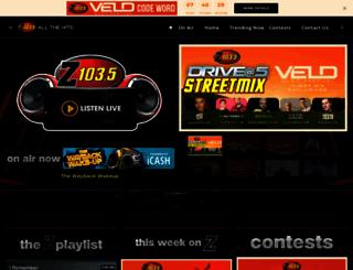 z1035.com screenshot