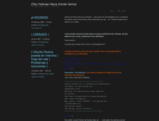 z2ky.wordpress.com screenshot
