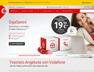 z3-prod1a-app-wss-01.kabeldeutschland.de screenshot