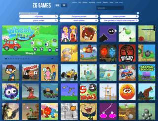 z6game.org screenshot