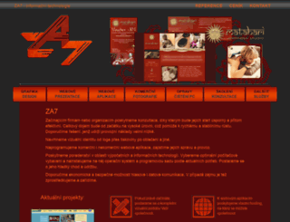 za7.cz screenshot