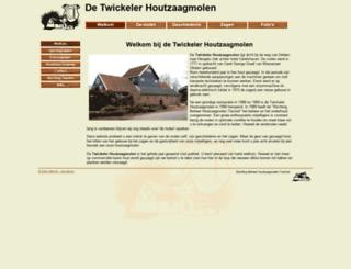 zaagmolen.nl screenshot