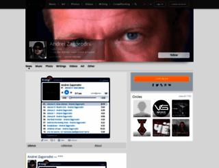 zaandrei.kroogi.com screenshot