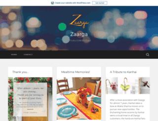 zaarga.com screenshot