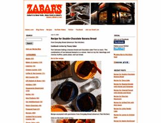 zabars.typepad.com screenshot