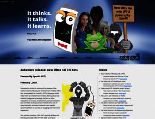 zabaware.com screenshot