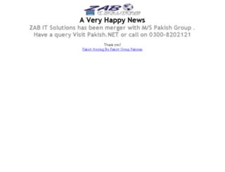 zabitsolutions.com screenshot