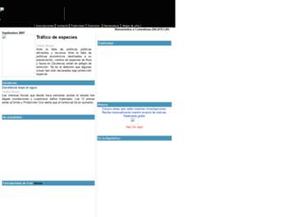 zacatecas.contralinea.com.mx screenshot