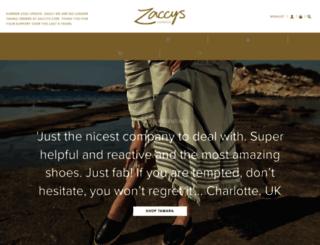 zaccys.com screenshot