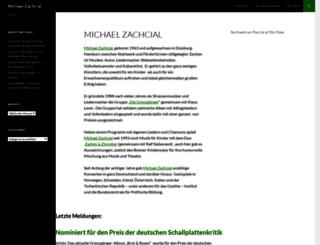 zachcial.de screenshot