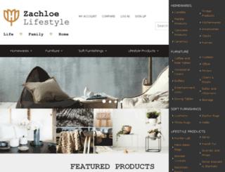 zachloe.com.au screenshot