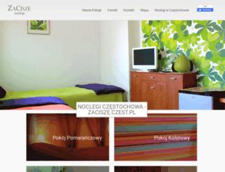zacisze.czest.pl screenshot