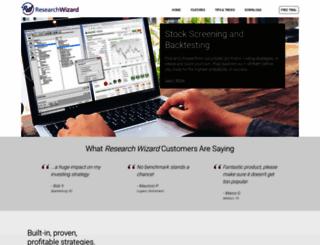 zacksrw.com screenshot