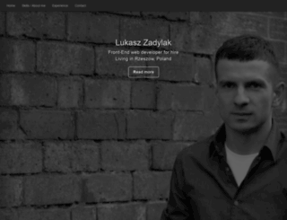 zadylak.pl screenshot