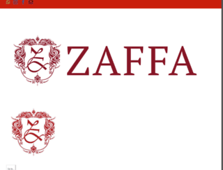 zaffa.co.uk screenshot