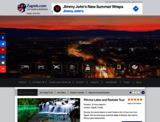 zagreb.com screenshot