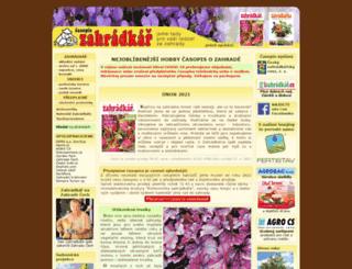zahradkar.org screenshot