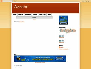 zahriari.blogspot.com screenshot