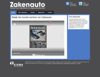 zakenauto.nl screenshot