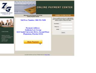 zakheimlaw.com screenshot