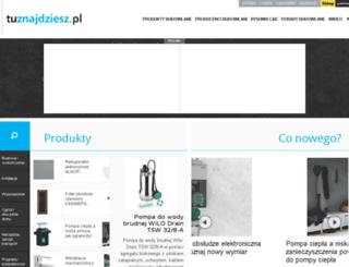 zakupy.wymarzonyogrod.pl screenshot