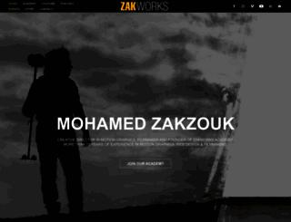 zakworks.com screenshot