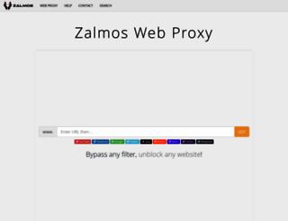 zalmos.com screenshot