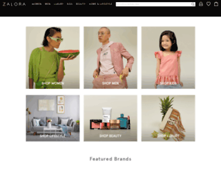 zalora.ph screenshot