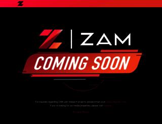 zam.com screenshot