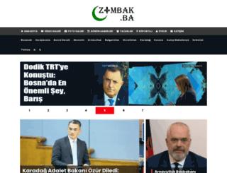 zambak.ba screenshot