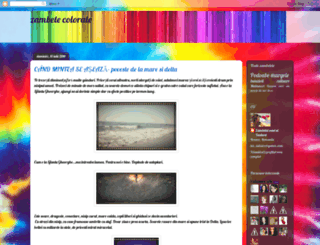 zambetecolorate.blogspot.com screenshot