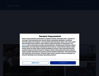 zambrow.org.pl screenshot