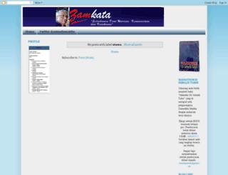 zamkata.blogspot.com screenshot