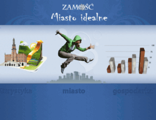 zamosc.pl screenshot