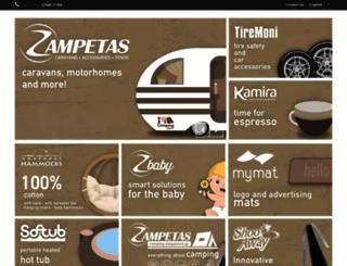 zampetas.com screenshot