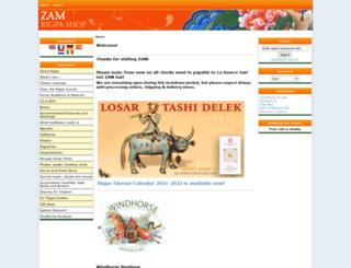 zamstore.com screenshot